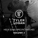 Helix Song Specific Patches Volume 2 Tyler Logan