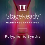 Polyphonic Synths - StageReady Expansion MultiTracks.com