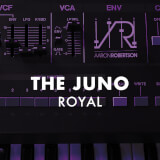 The Juno: Royal Aaron Robertson