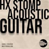 HX Stomp Acoustic Guitar Daniel Ferguson