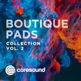 Boutique Pads Collection Vol. II Coresound