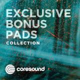 Exclusive Bonus Pads Coresound
