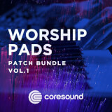 Worship Pads Vol. 1 - Ableton Coresound