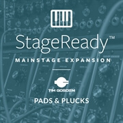 Pads & Plucks - StageReady MainStage Expansion