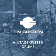 Vintage Oyster Drums