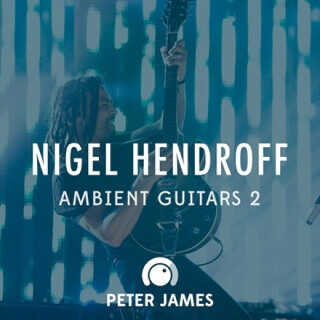 Nigel Hendroff Ambient Guitars 2 | MultiTracksFr