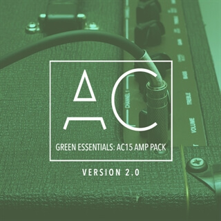 Green Essentials:  AC15 Amp Pack Version 2.0