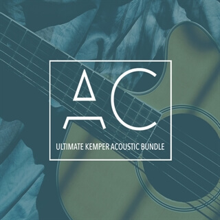 Ultimate Kemper Acoustic Bundle