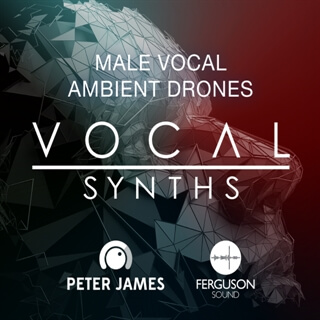 Male Vocal Ambient Drones