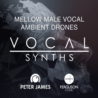 Mellow Male Vocal Ambient Drones