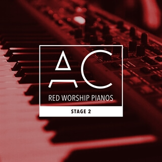 Red Worship Pianos - Stage 2