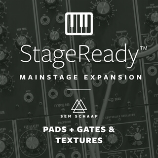 Pads, Gates, & Textures - StageReady Expansion
