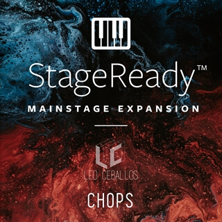 Chops - StageReady MainStage Expansion