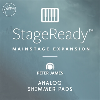 Analog Shimmer Pads - StageReady Expansion