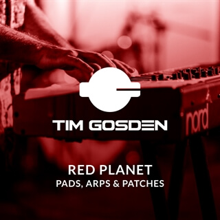 Red Planet - Pads, Arps, & Patches