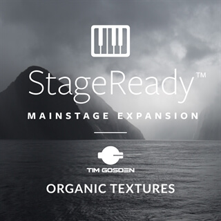 Organic Textures - StageReady Expansion