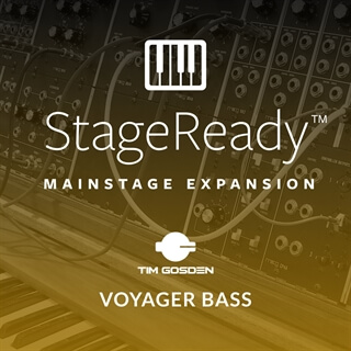 Voyager Bass - StageReady Expansion