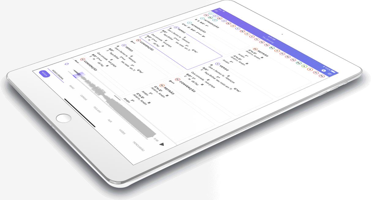 Cifra iPad