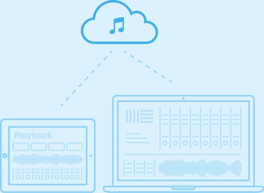 MultiTracks Cloud