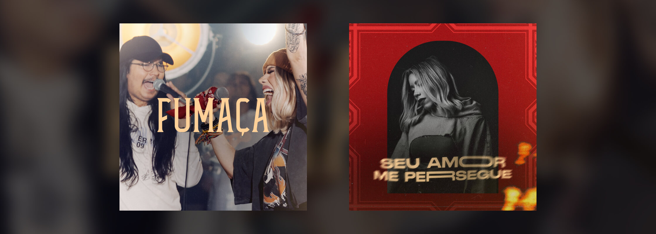 Novos singles de Casa Worship