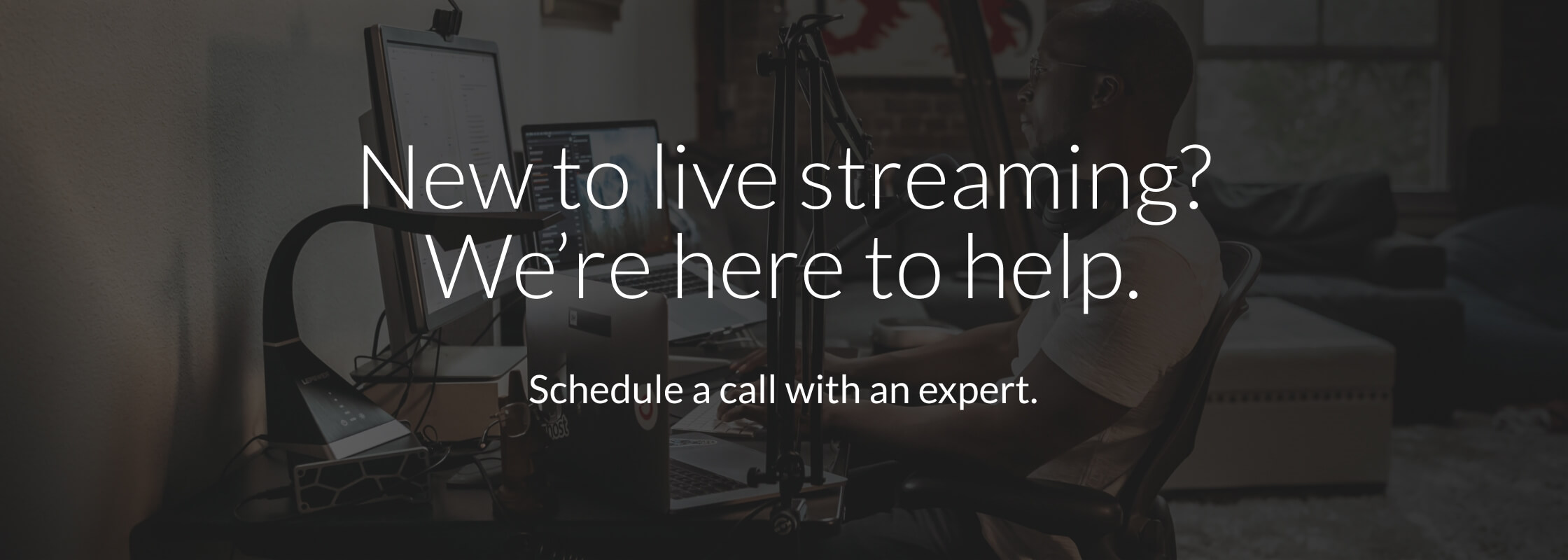 Live Streaming Expert