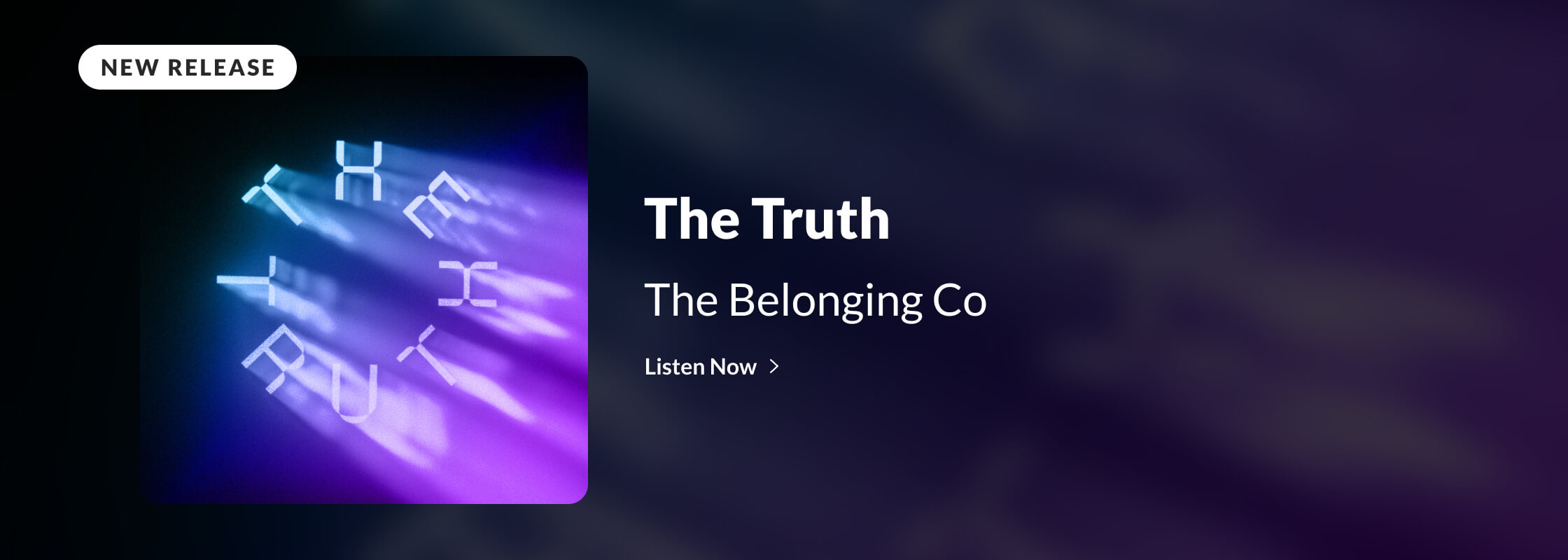 The Belonging Co | The Truth