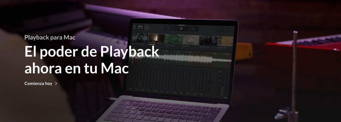 Playback for Mac