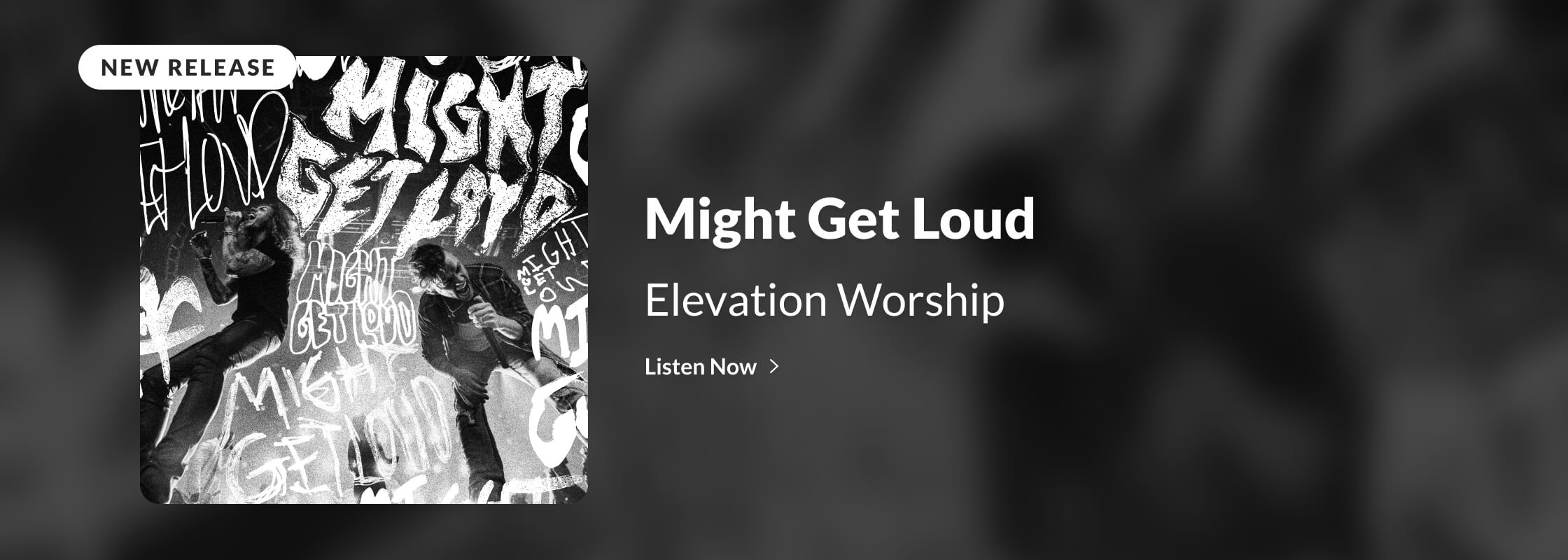 Elevation Worship | Might Get Loud