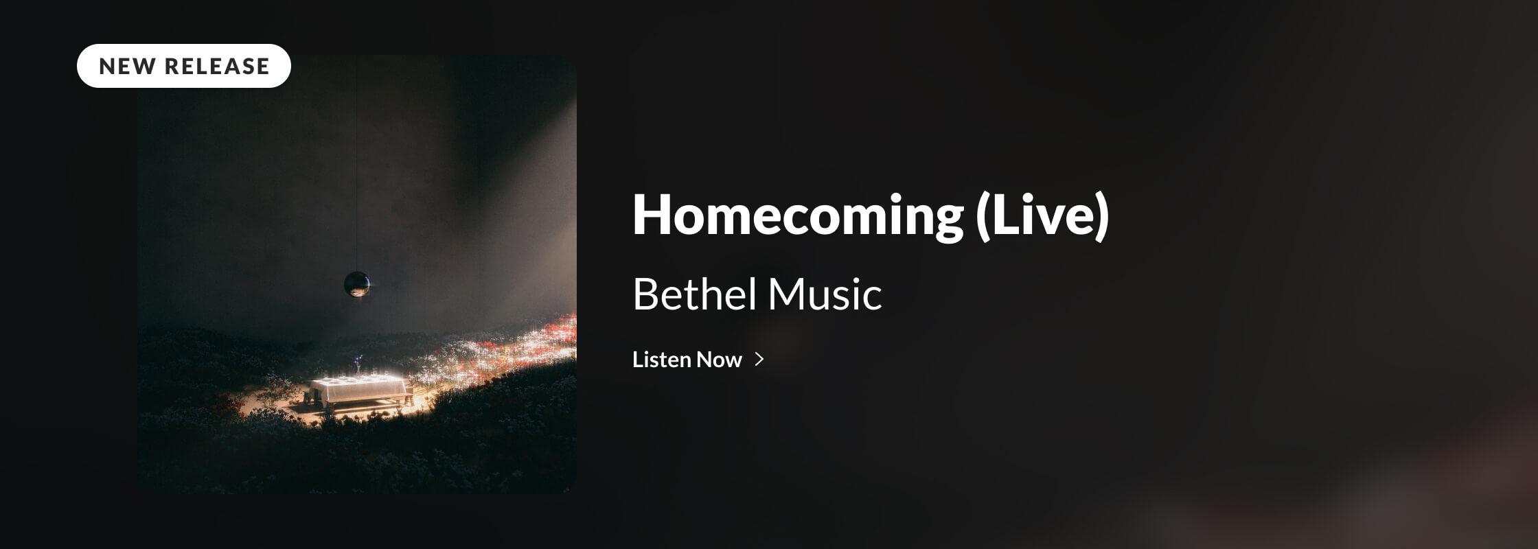 Bethel Music | Homecoming