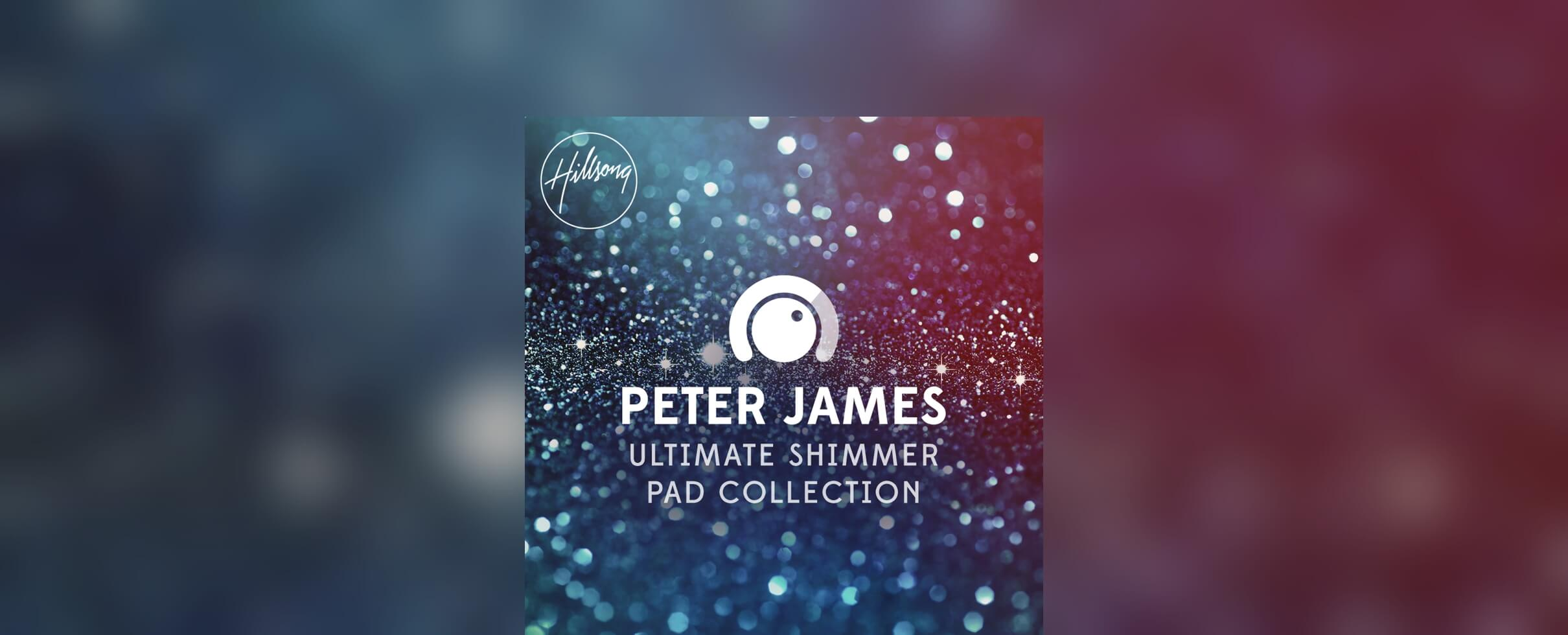 <h1>Ultimate Shimmer Pad</h1> <strong>Peter James</strong>