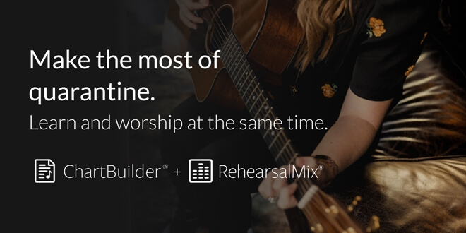 Chartbuilder + RehearsalMic