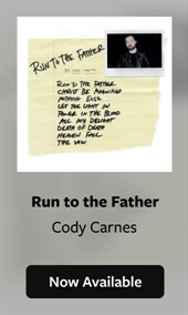 Cody Carnes - Run to the Father